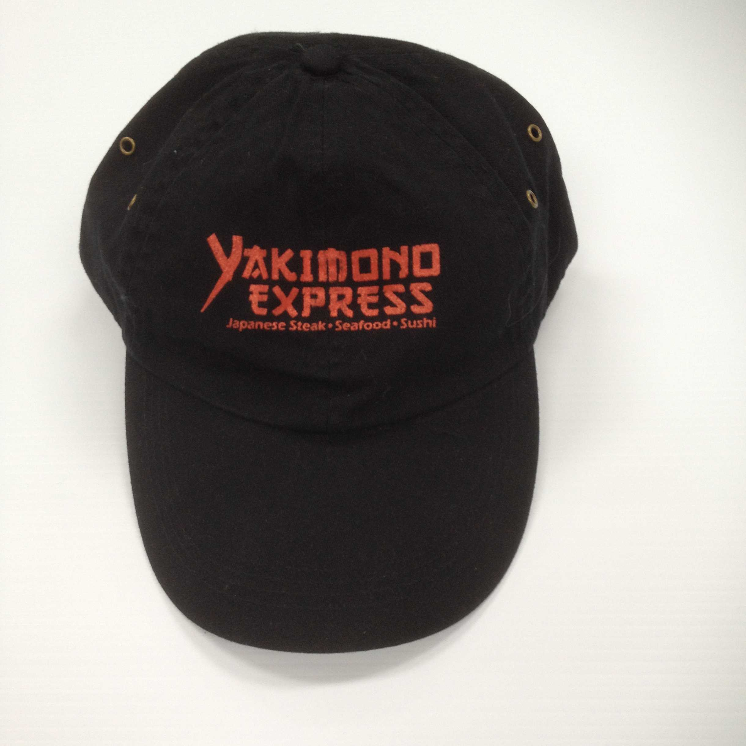 Yakimono hat for T shirt and hat printing
